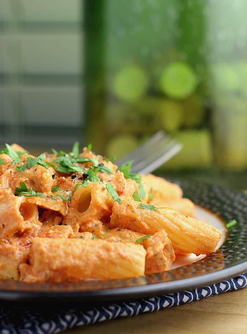 Vegan Pasta alla Vodka http://wp.me/p4qC4h-3x3