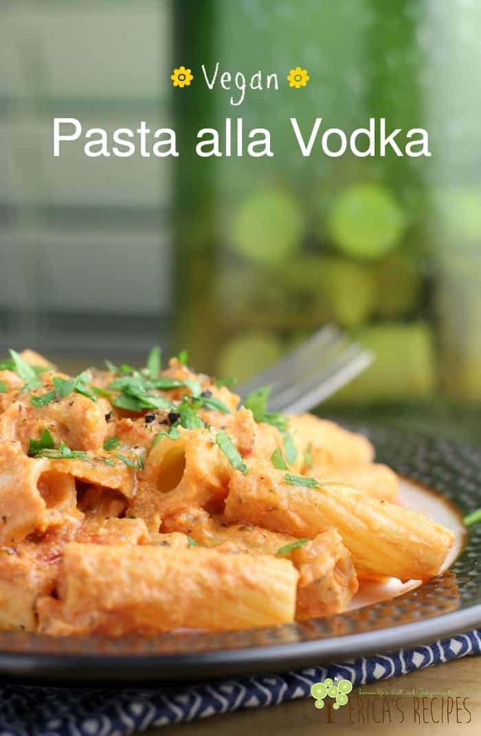 Just as good as the classic, this easy Vegan Pasta alla Vodka dinner recipe uses a cashew cream in place of dairy to nourish body and soul.
