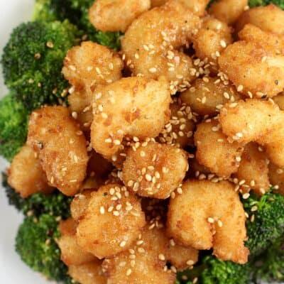 Sesame Shrimp (30 Minute Meal!) http://wp.me/p4qC4h-3ED