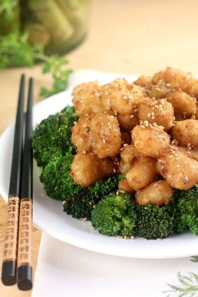 Sesame Shrimp (30 Minute Meal!) http://wp.me/p4qC4h-3ED