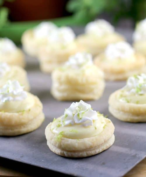 5 Ingredient Coconut Lime Tarts http://wp.me/p4qC4h-3EB