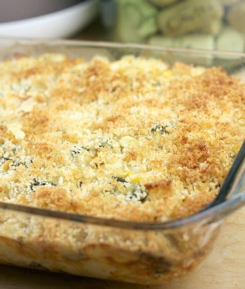 Chipotle Corn, Poblano, and Potato Gratin http://wp.me/p4qC4h-3ug