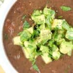 Secret Ingredient Black Bean Soup http://wp.me/p4qC4h-3IC