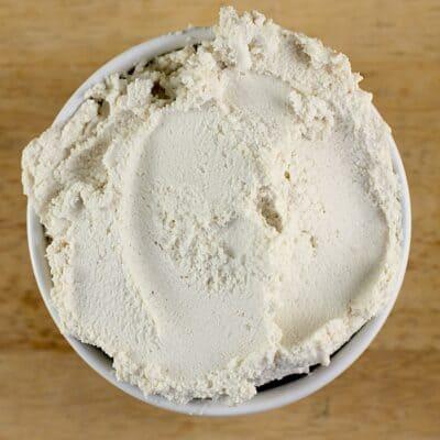 Basic Cashew Ricotta