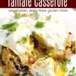 image for sharing on Pinterest with text overlay of recipe title