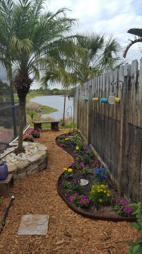 Garden Transformation: Trainwreck to Bee Haven
