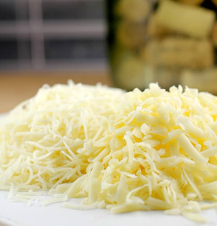 Easy Broccoli Pesto Cavatappi #GetCheesy AD