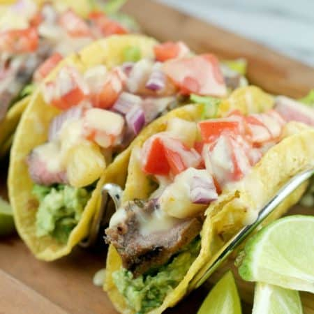 Epic Steak Tacos Caribe #ad #KingOfFlavor #FieldToBottle ms4-21+