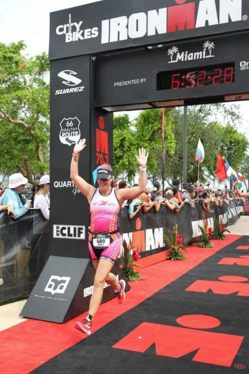 Ironman Miami 70.3 Race Recap. ...Pelotons and Pizza.