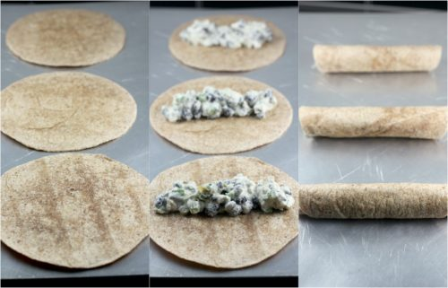 Dairy-Free Black Bean Taquitos #ProgressIsPerfection #CBias