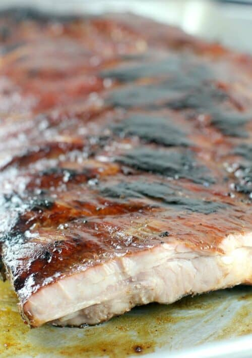 Better-Than-Takeout Chinese Spareribs #GetGrillingAmerica #ad