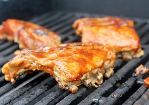 msg 4 21+ Beer Barbecue Baby Back Ribs #GetGrillingAmerica #Walmart #CollectiveBias