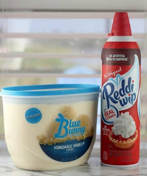Sticky Toffee Pudding Sundae #MySummerSweets #ad