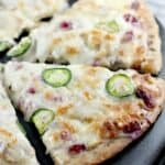 Cranberry Sausage Pizza